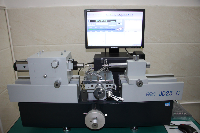 High accuracy size measure instrument